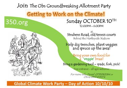 global climate work party